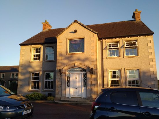 Antrim, UK: front of the house