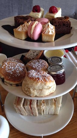 Hensol, UK: Afternoon Tea