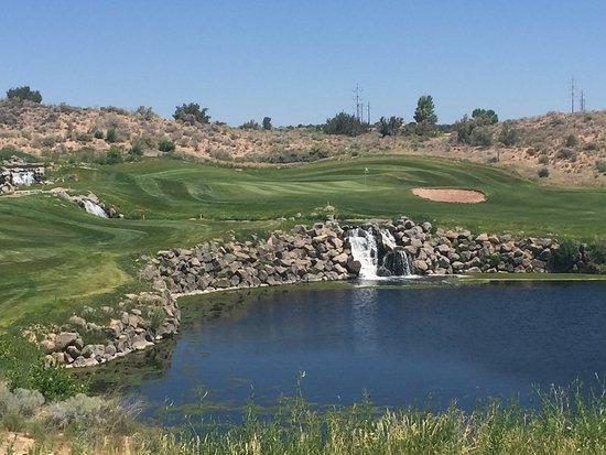 Hyatt Regency Tamaya Resort & Spa: Twin warrior golf course