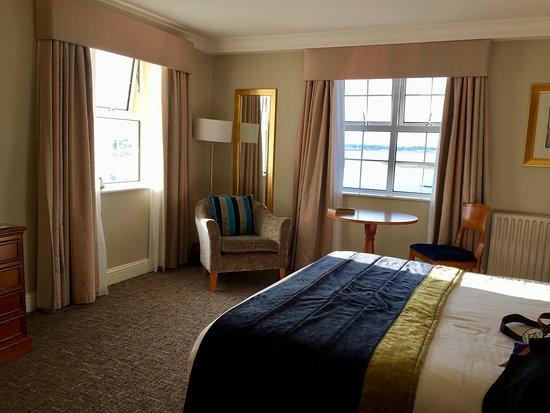 Chambre 201 picture of grand hotel malahide malahide for Chambre hote dublin