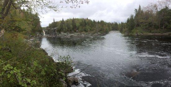 Guysborough, Canada: Liscombe river hike