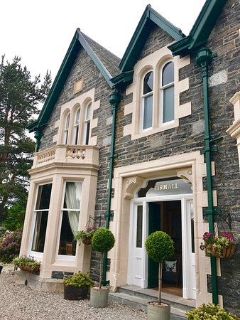 ‪‪Grantown-on-Spey‬, UK: Firhall Highland Bed and Breakfast‬