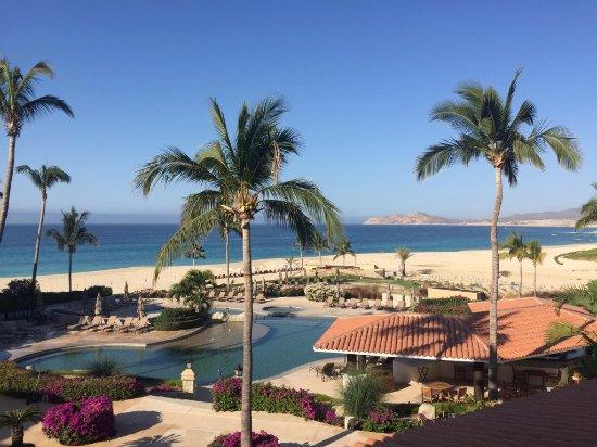 Casa del Mar Golf Resort & Spa: La vista desde la habitación, aunque lejana es muy agradable