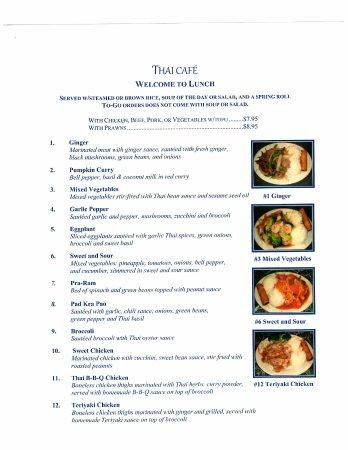 Best Thai Restaurant Redding Ca
