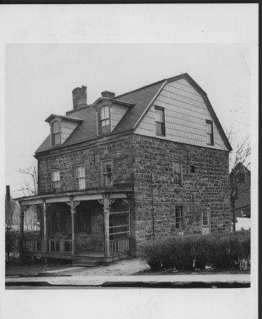 Nyack, NY: John Green House... before