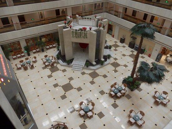 Garden Hotel: Binnenterrein