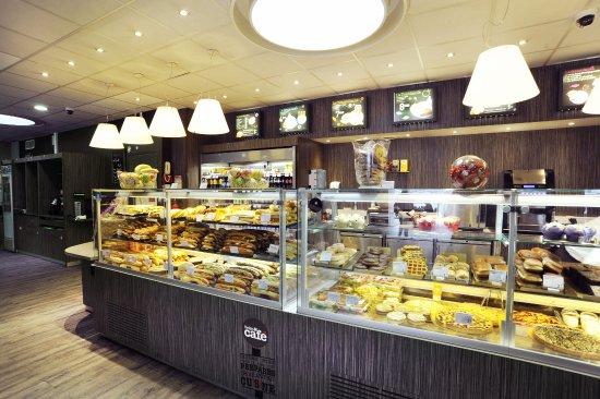 Creteil, Prancis: Relais H Café Créteil