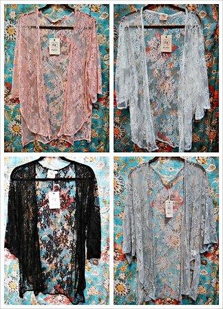 Jefferson, Τέξας: Lace jackets $38.95