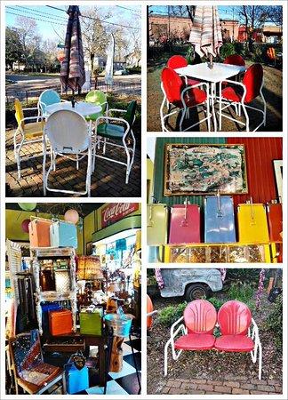 Jefferson, TX: Retro style Coolers