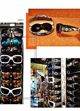 Jefferson, TX: Montana West Sunglasses