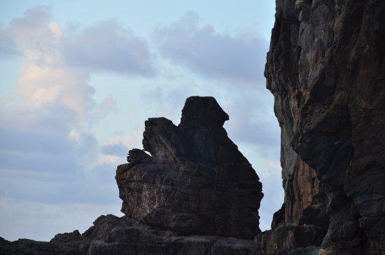 Guana Island: Chicken Rock