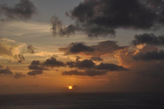 Guana Island: Sunset