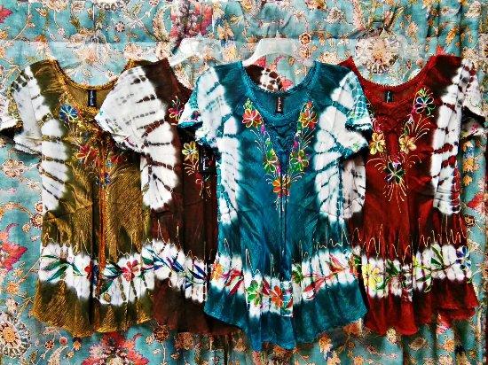 Jefferson, TX: More tie dye!