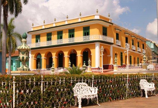 Museo Romantico.Museo Romantico In Trinidad Picture Of Customizing Cuba Tours
