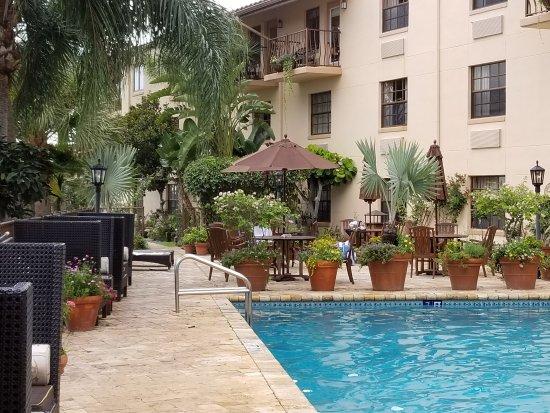 Sebring, FL: Pool area