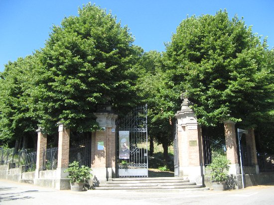 Castagnole Lanze, Italia: Ingresso Parco