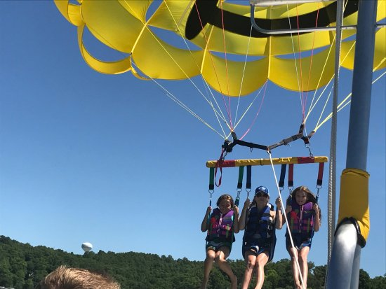 Paradise Parasail Inc.: And they're off!