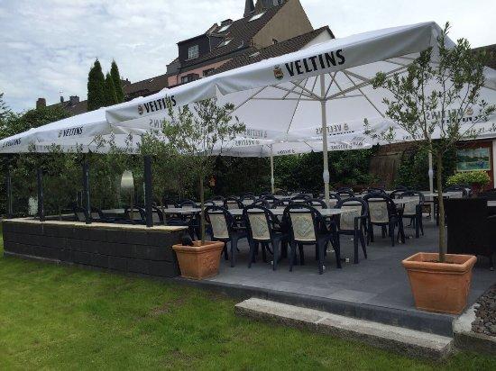 Heiligenhaus, Tyskland: Biergarten