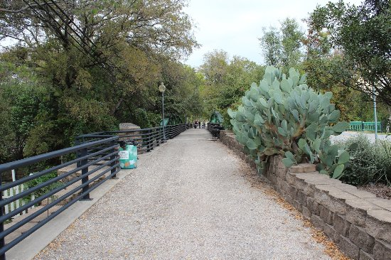 Salado has numerous gardens to explore by eBike.