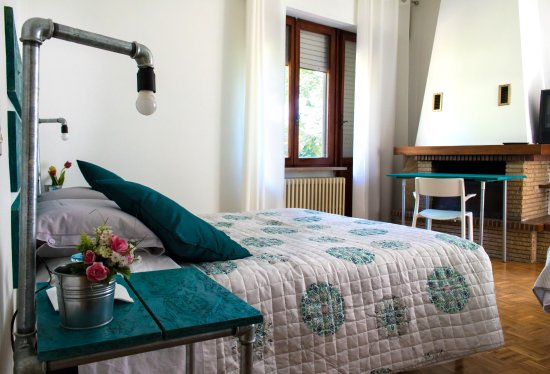 Trevi, إيطاليا: Camera verde