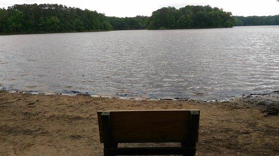 Garner Veteran's Memorial at Lake Benson Park