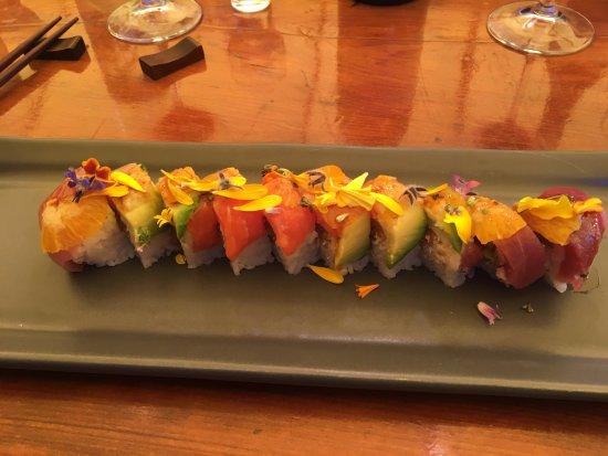 Treebones Resort Wild Coast Restaurant and Sushi Bar: this is the treebone role