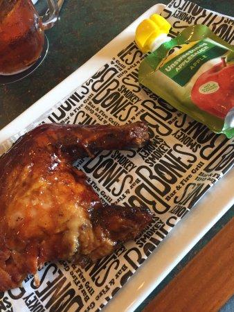 Cheektowaga, NY: kids 1/4 chicken