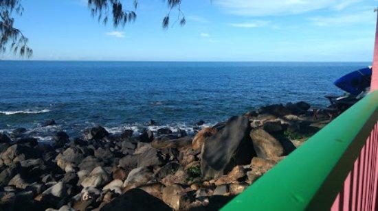 Bargara, Australia: Verandah View.