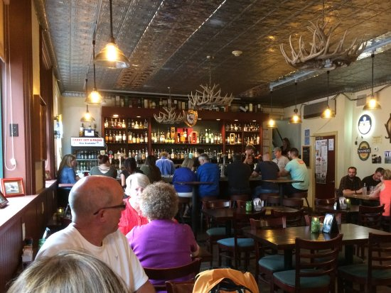 McCarthy's Red Stag Pub and Whiskey Bar: Bar and dining area