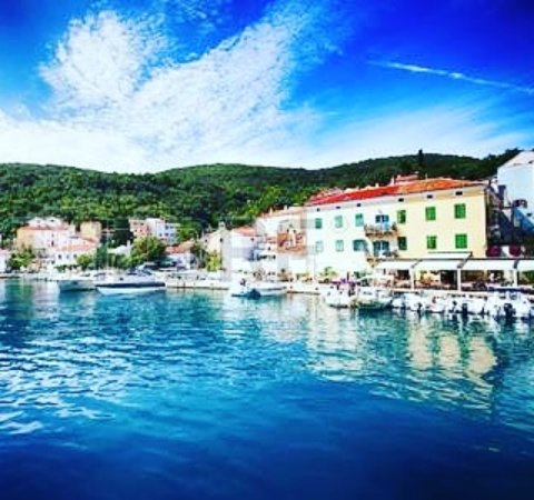 Valun, Croacia: Splendido San Marco!