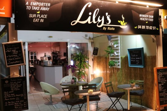 Port Grimaud, Francia: Lily's