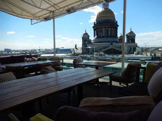 SO/ Sofitel St. Petersburg Photo