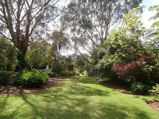 Malahide, Irlandia: A lovely walk in the gardens