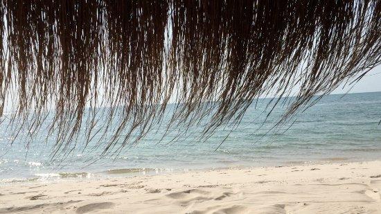 Azura Benguerra Island: our bangalo view