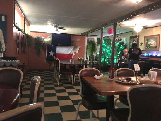 Shamrock, TX: sala
