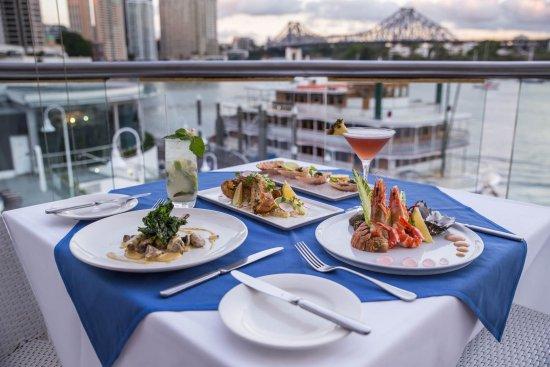George S Paragon Seafood Restaurant Brisbane Restaurant