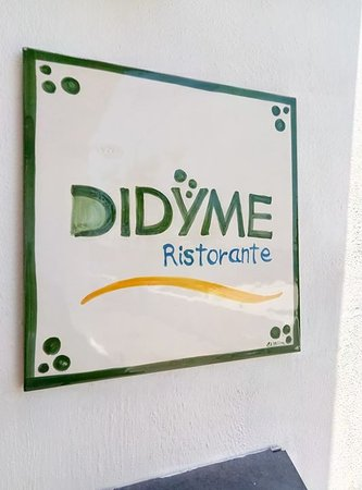 Didyme Ristorante