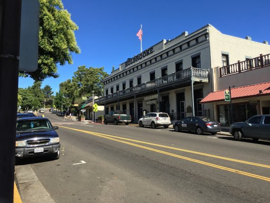Grass Valley, CA: Holbrooke Hotel