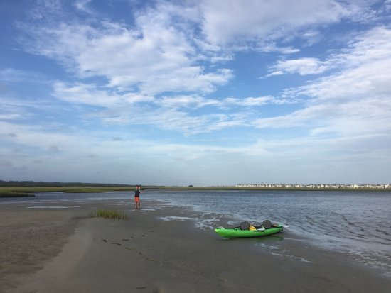 Sunset Beach, NC: Another great trip with Summertide Adventure Tours!