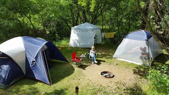 Wilton, WI: Tunnel Trail Campground