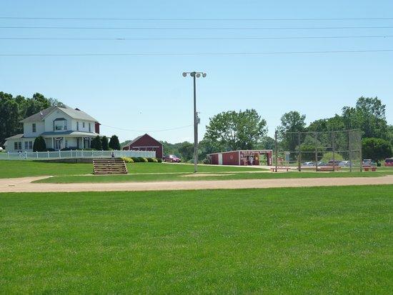 Dyersville, Айова: Field of Dreams Movie Site