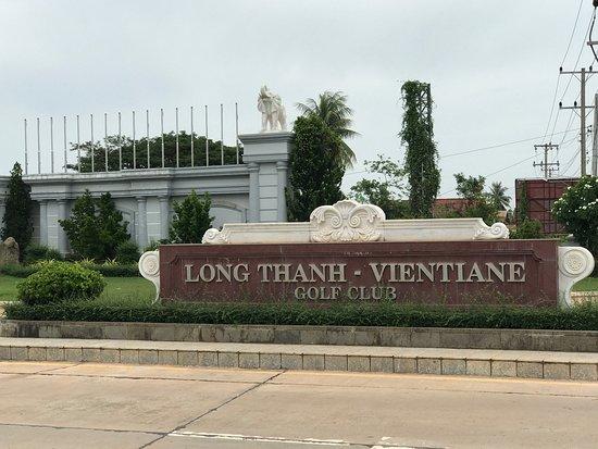 Vientian, Laos: Long Vien Golf Club