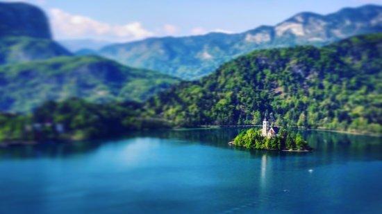 Lake Bled: sLOVEnia
