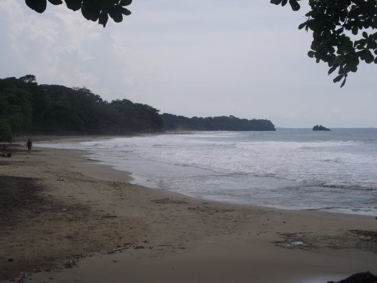 Playa Cocles in Puerto Viejo