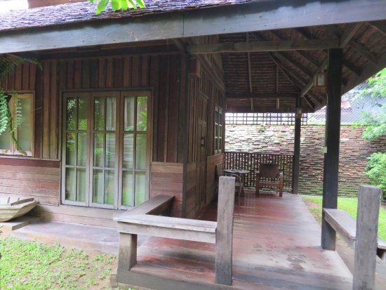 Tanita House: Private setting to chill