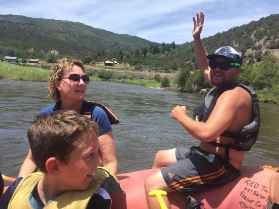 Fraser, CO: Super fun day.  Highly recommend. We had kids in our group and it was a perfect experience for t