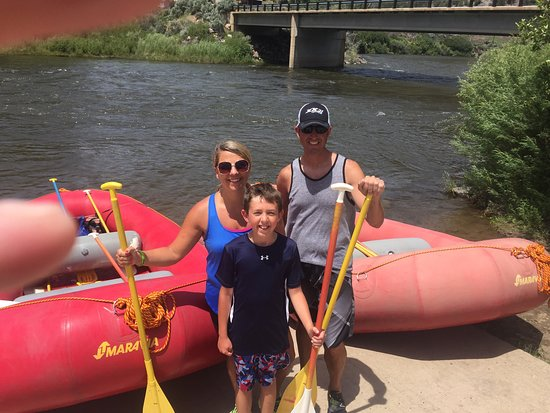 Fraser, CO : Super fun day.  Highly recommend. We had kids in our group and it was a perfect experience for t