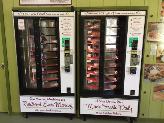 The Right Slice : An Automat!