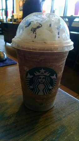 Suwanee, GA: Starbucks