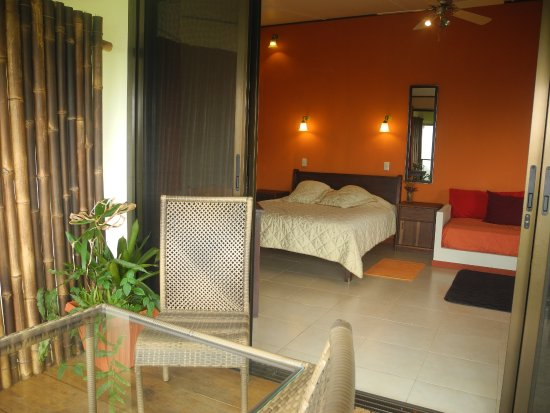 San Vito, Costa Rica: Superior Room for up to 4 people.
